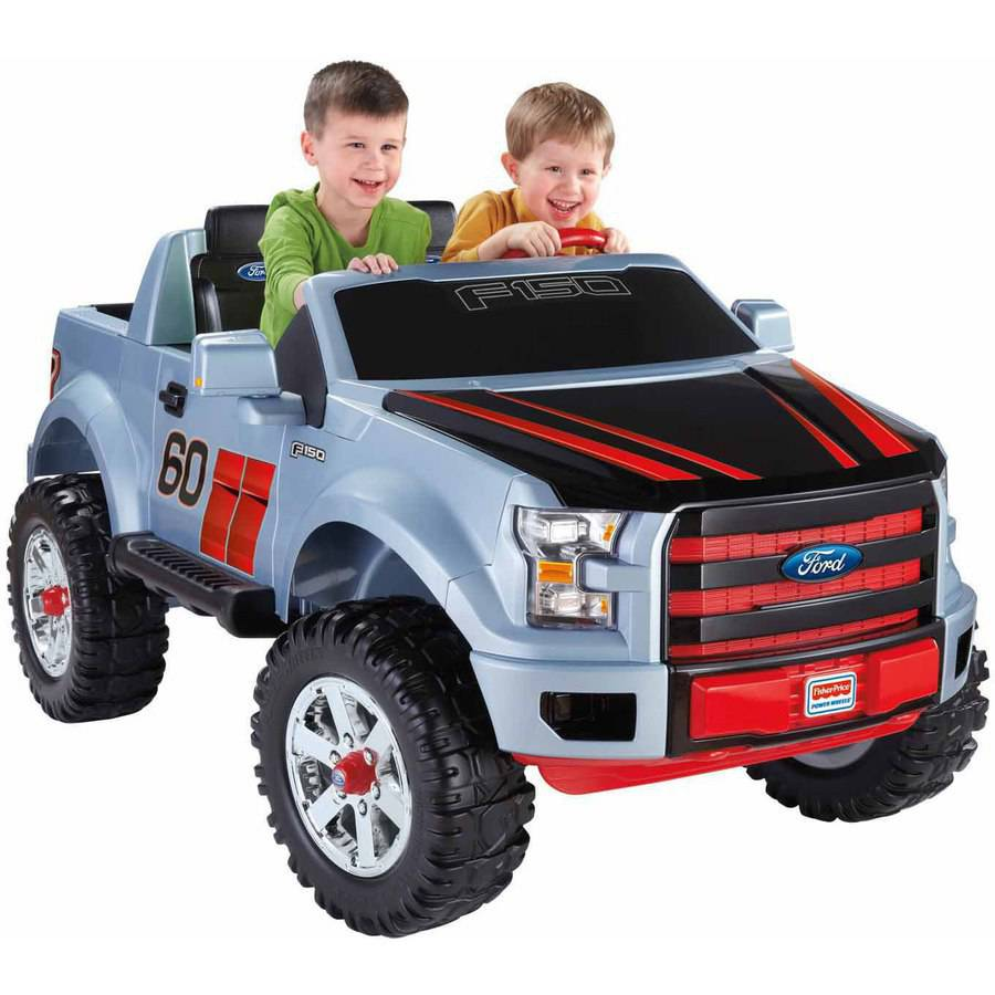 Fisher-Price Power Wheels Ford F-150 Extreme Sport