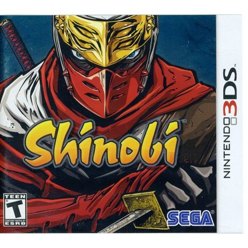 Shinobi (Nintendo 3DS)
