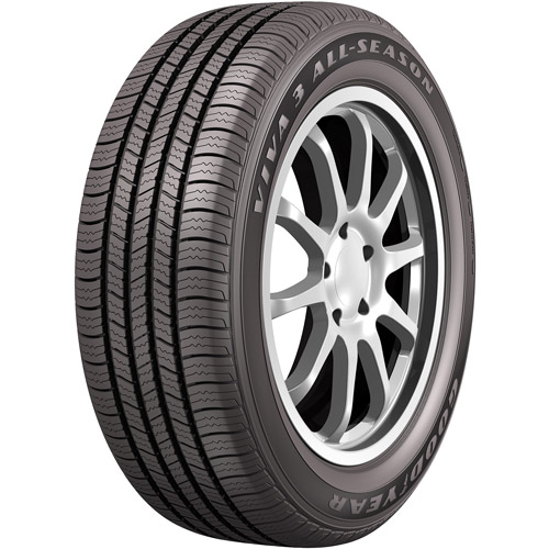 Goodyear Viva 3 All-Season Tire 225/60R16 98T