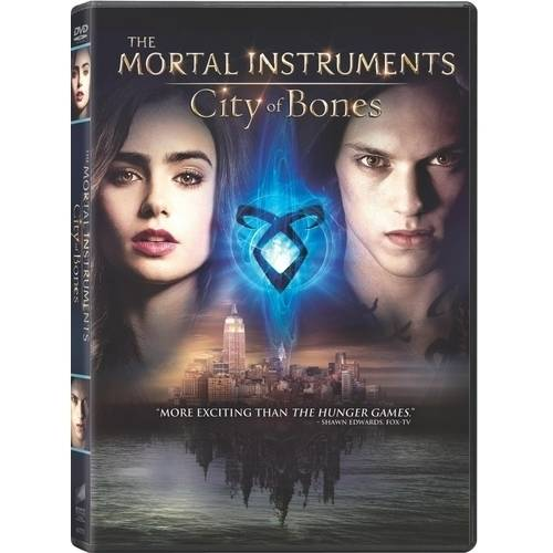 The Mortal Instruments: City Of Bones (With INSTAWATCH) (Widescreen)