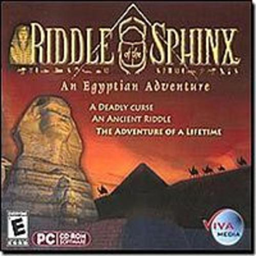 Viva Media 838639002863 Riddle of the Sphinx JCX for PC (Refurbished)