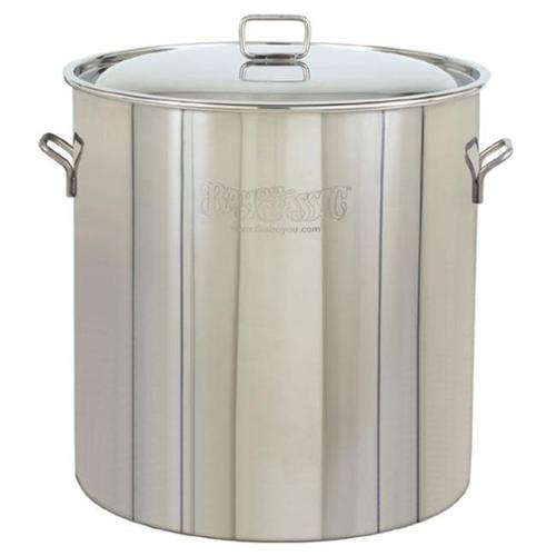 Bayou Classic 1062 162 Quart Stockpot with Lid