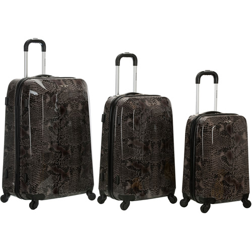 Rockland Vision 3-Piece Luggage Set