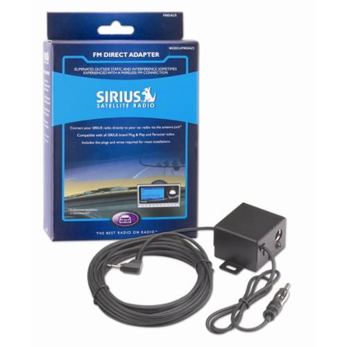 SiriusXM FMDA25 CAR Wired FM Direct Adapter Relay Kit