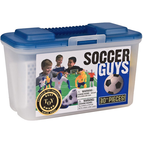Kaskey Kids Soccer Guys Action Figure Set