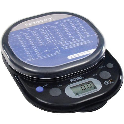 Royal 17014C 10-lb Capacity Digital Postal Scale