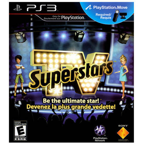 Tv Superstars (PS3) - Pre-Owned