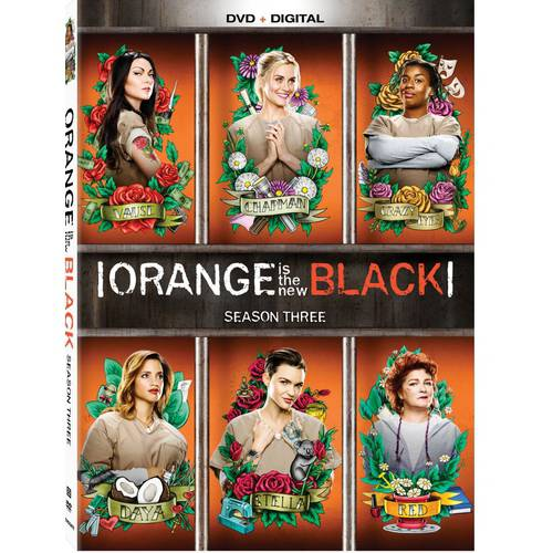 Orange Is The New Black: Season Three (DVD + Digital Copy)