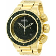 Invicta Men's Subaqua Quartz 200m Gold Tone Stainless Steel Watch 28253