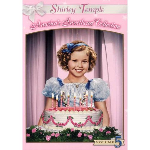 Shirley Temple Collection Volume 5