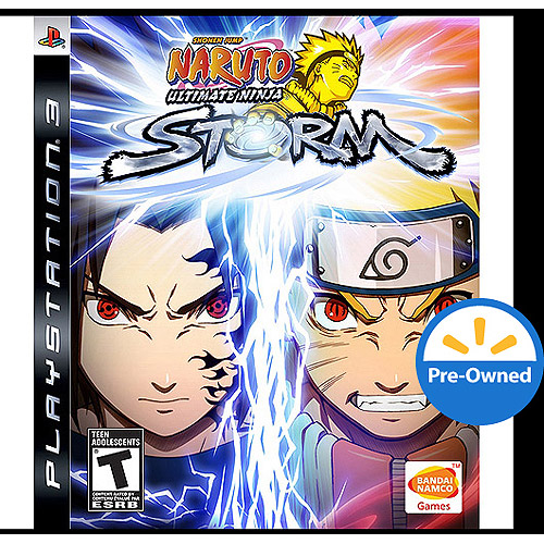 Naruto: Ultimate Ninja Storm (PS3) - Pre-Owned