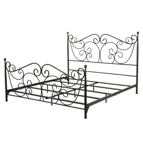 Denise Austin Home Horatio Metal Bed Frame King Size Walmart Com
