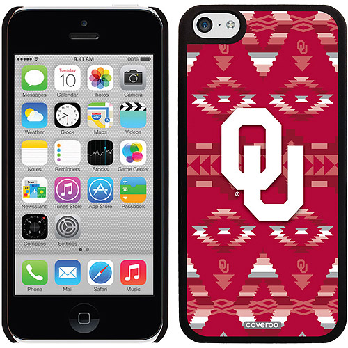 Oklahoma Tribal Design on Apple iPhone 5c Thinshield Snap-On Case by Coveroo