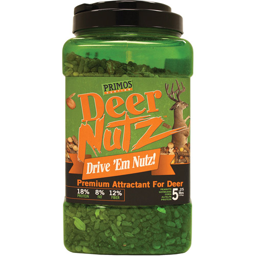Primos Deer Nutz Premium Attractant for Deer