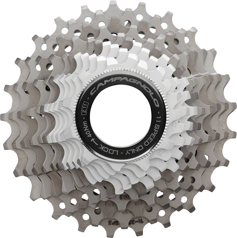 Campagnolo Super Record Cassette, 11 Speed, 11-25