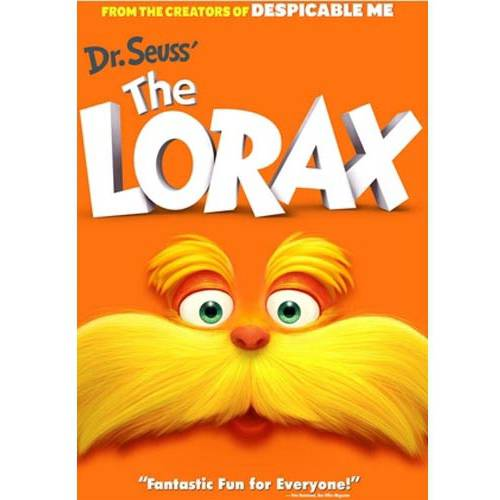 Dr. Seuss' The Lorax (Anamorphic Widescreen)