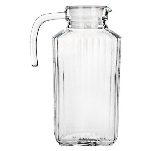 Global Amici Optic Glass Pitcher - Set of 2