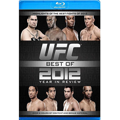 UFC: The Best Of 2012 - Year In Review (Blu-ray) (Widescreen)