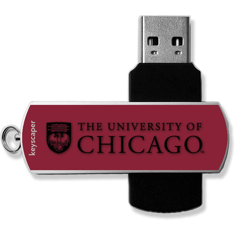 Chicago USB 8GB Flash Drive