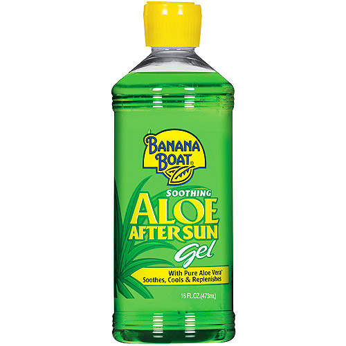 Banana Boat After Sun Aloe Vera Gel, 16 oz