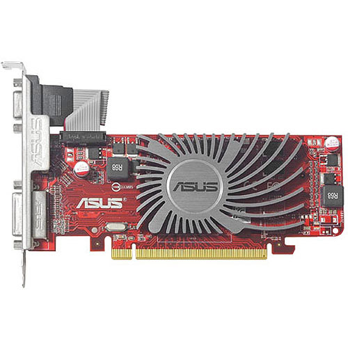 ASUS AMD Radeon HD5450 512MB DDR3 PCI Express Video Card