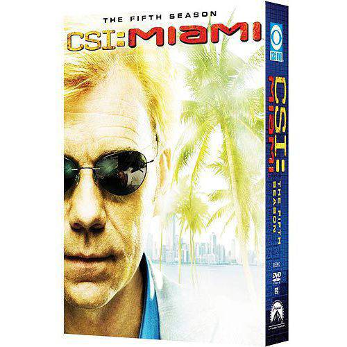 CSI: Miami - The Complete Fifth Season (Widescreen)