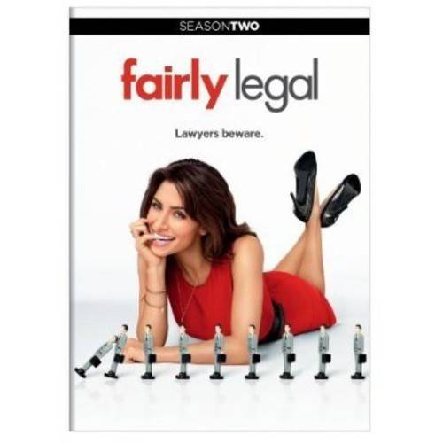 Fairly Legal: The Complete Second Season (Anamorphic Widescreen)