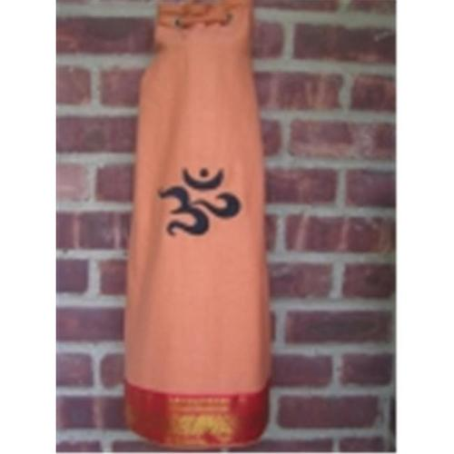 OmSutra OM101014-Orange Mahayogi Mat Bag