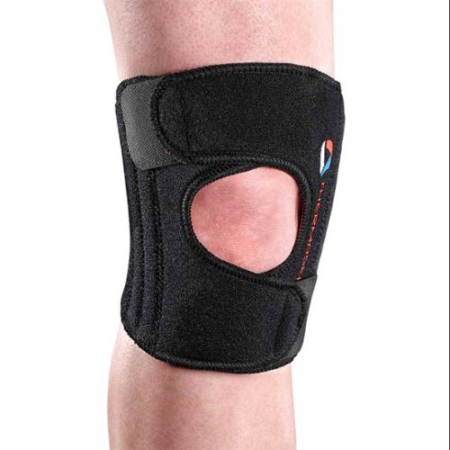 Thermo Skin Sport Knee Stabilizer in Black (Small)