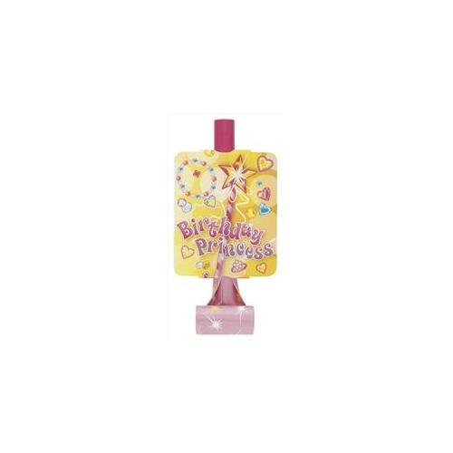 Unique Industries 25662 8 Count Pretty Princess Blowouts Pack of 12