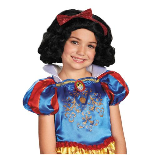 Disguise Costumes Snow White Kids Wig