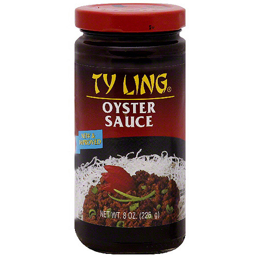Ty Ling Oyster Sauce, 8 oz (Pack of 6)