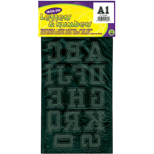 Dritz Iron-On Letters and Numbers