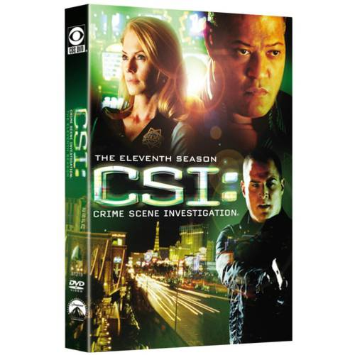 CSI: Crime Scene Investigation - The Eleventh Season (Widescreen)