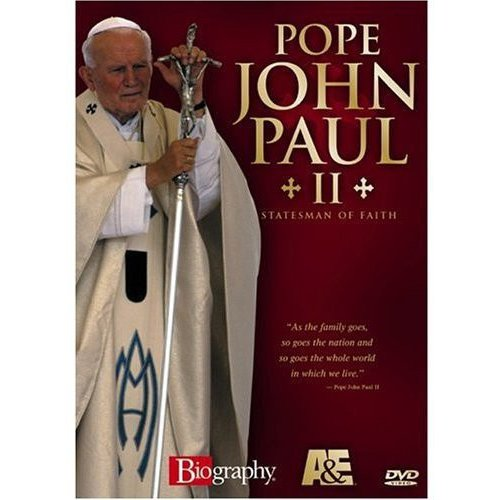 Pope John Paul II: A Statesman Of Faith (Full Frame)