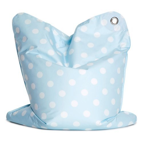 THE BULL Mini Fashion Bean Bag Chair - Bebe Blue