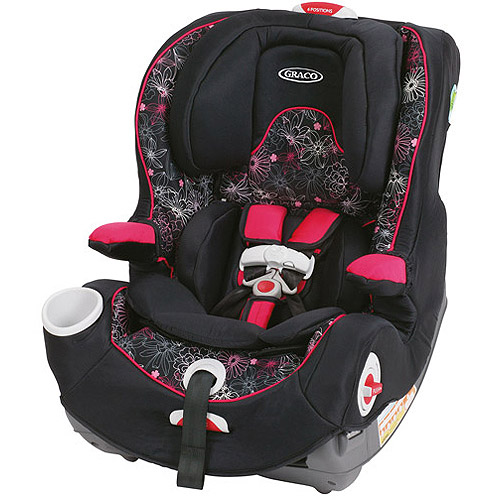 Graco SmartSeat All-in-One Convertible Car Seat, Jemma