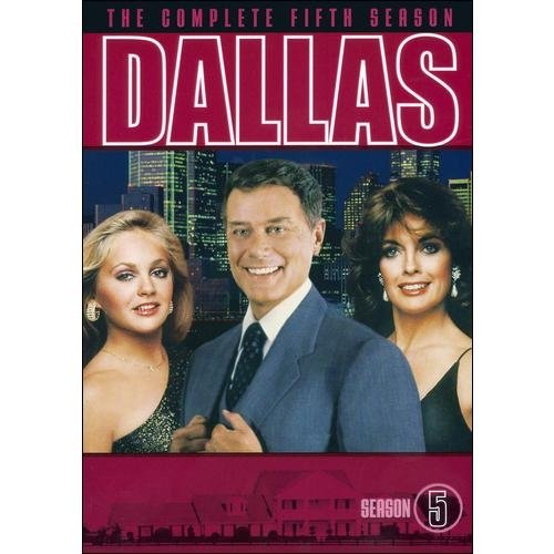 Dallas: The Complete Fifth Season (Full Frame)