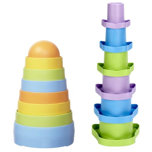 Green Toys First Stacking Toys Set