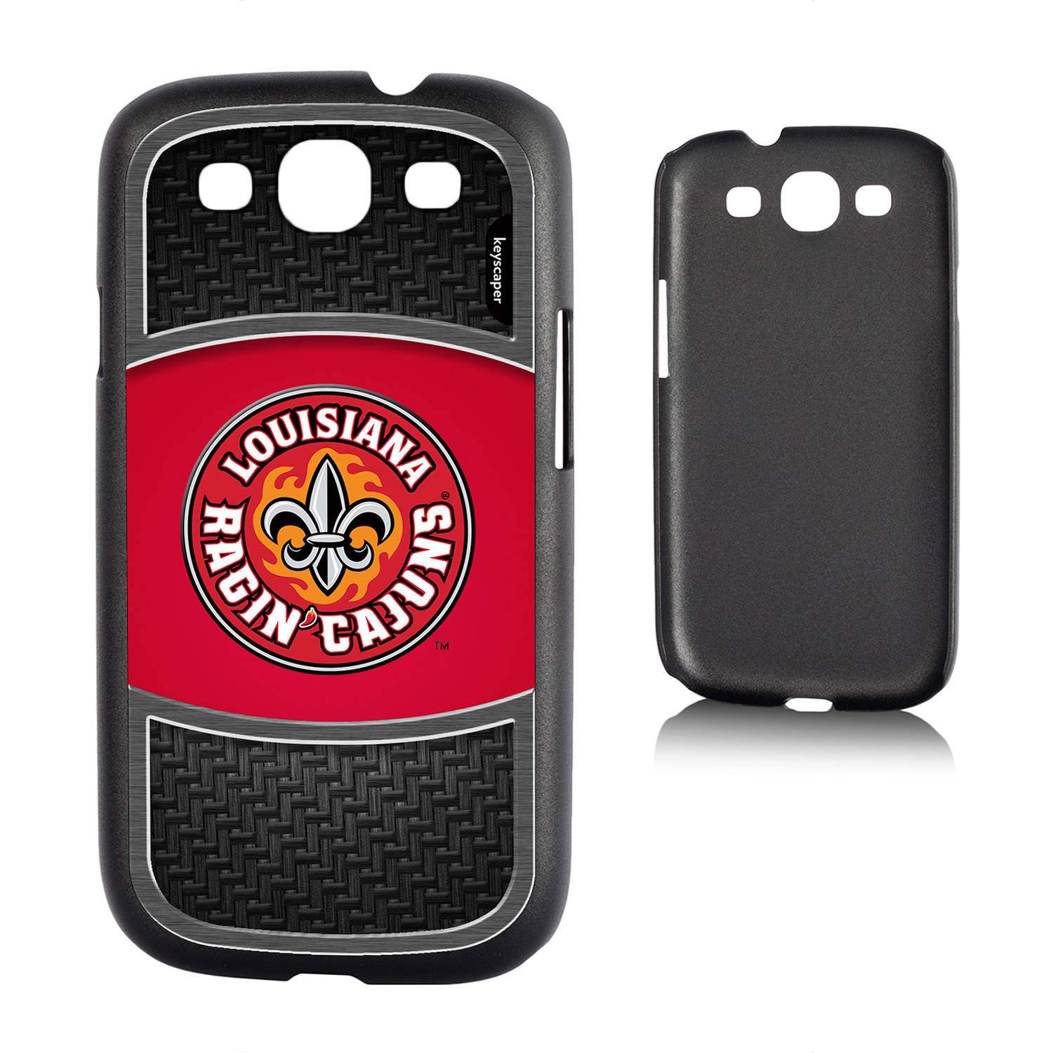 Louisiana Lafayette Ragin' Cajuns Galaxy S3 Slim Case