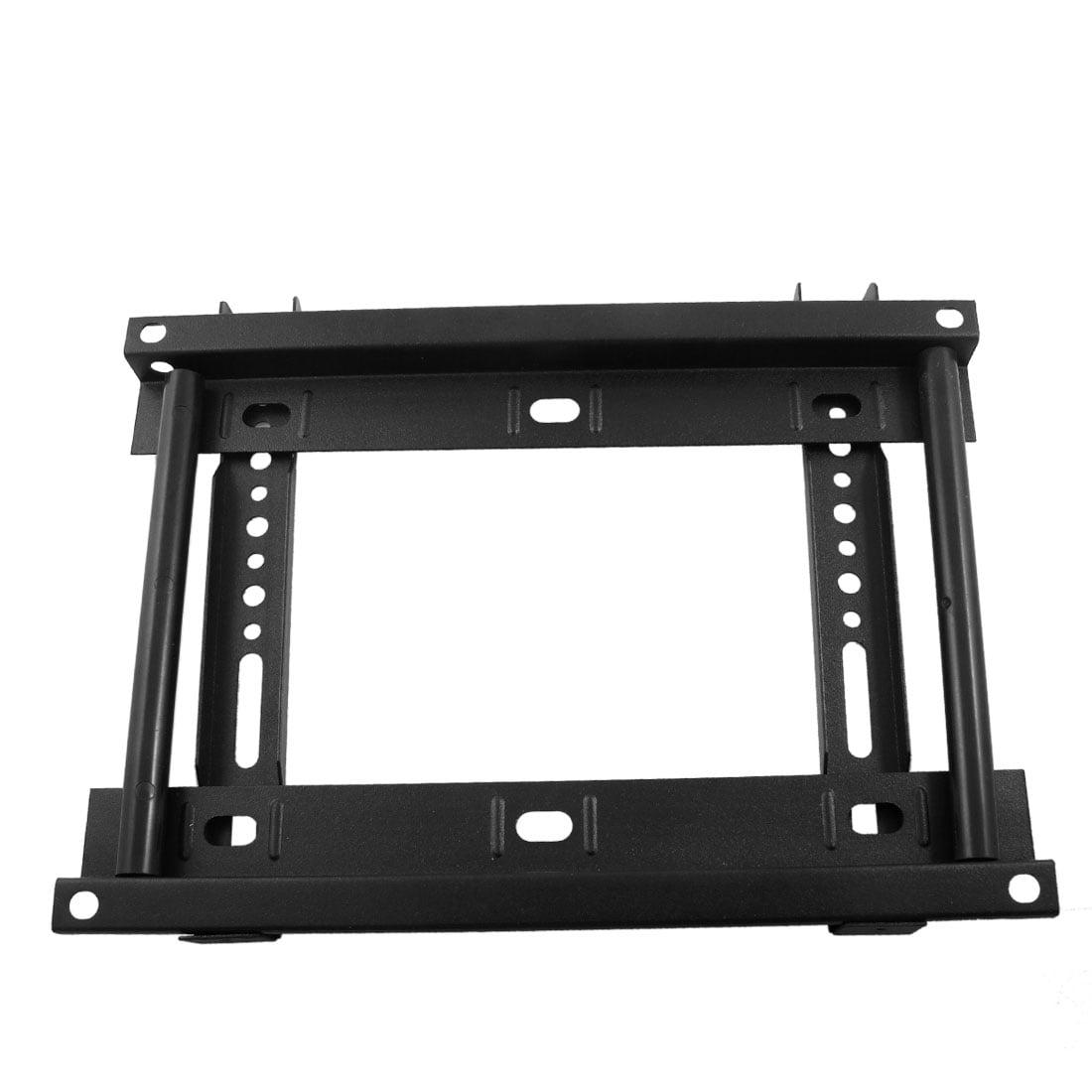 "14""-32"" LCD Plasma TV Wall Mount 15kg Loaded Rack Bracket Black"