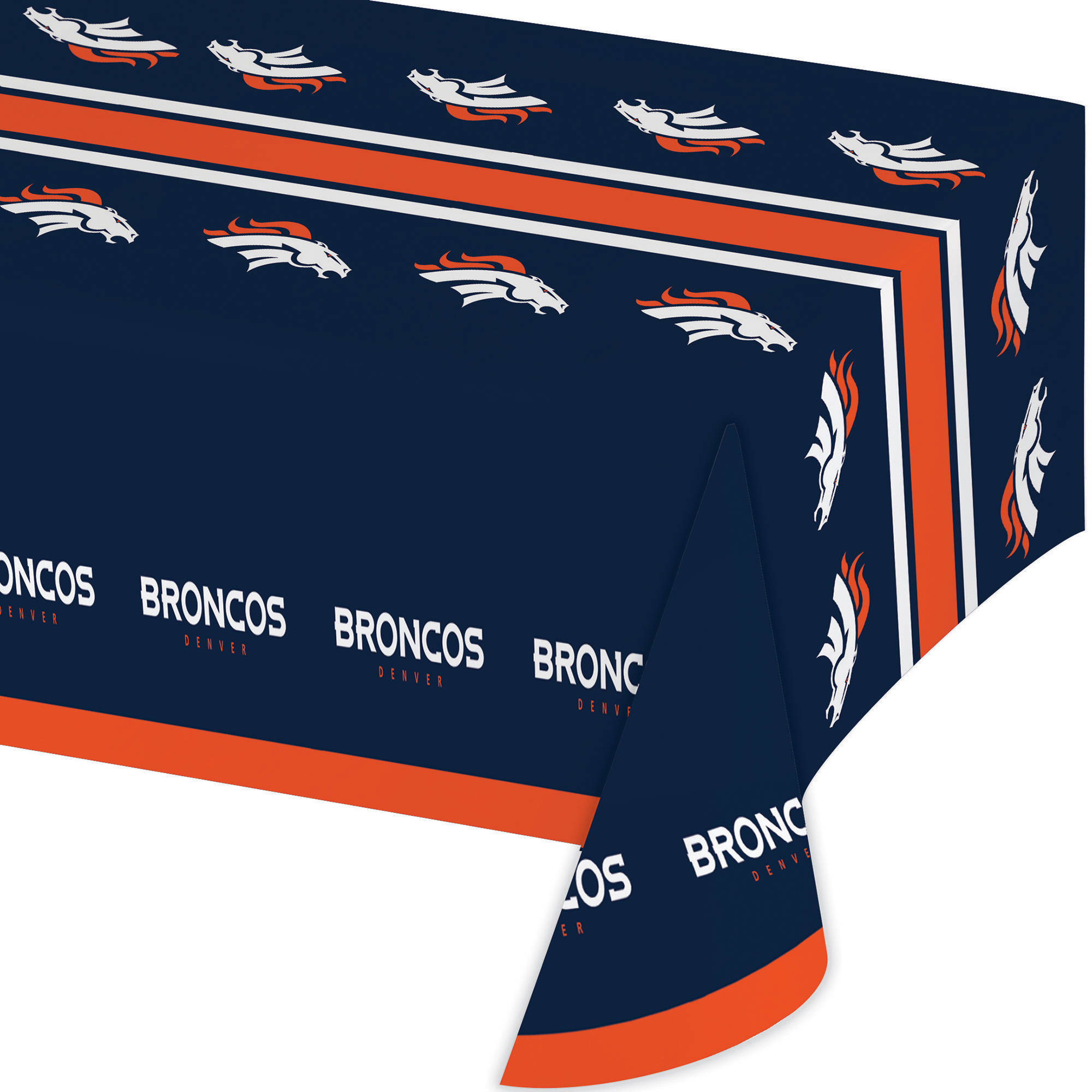 Denver Broncos Table Cover