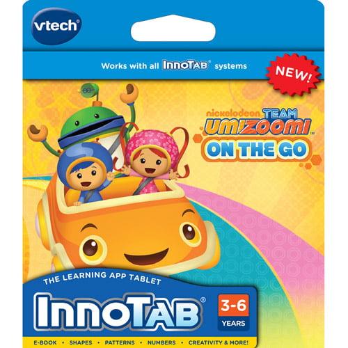 VTech InnoTab Software, Team Umizoomi