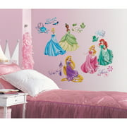 Disney Princess Royal Debut Peel-and-Stick Wall Decals
