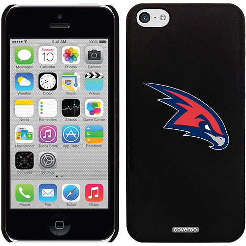 Atlanta Hawks Hawk Head Design on iPhone 5c Thinshield Snap-On Case by Coveroo