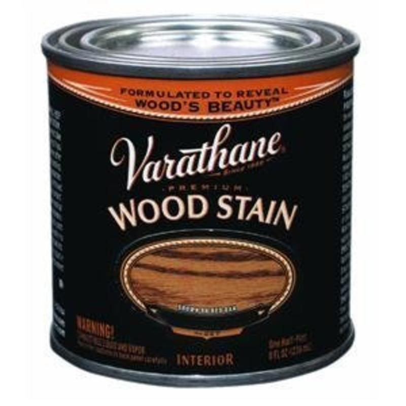 Red Oak Oil Base Stain, Quart Varathane Stain 211723H 020066128135