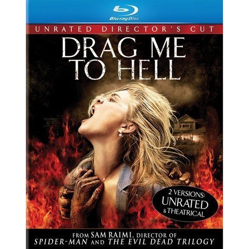 Drag Me To Hell (Rated/Unrated) (Blu-ray) (With INSTAWATCH) (Widescreen)