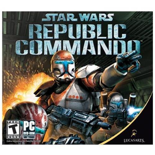 Lucas Arts Star Wars: Republic Commando[jewel Case] [windows Xp/2000]