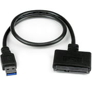 "StarTech USB 3.0 to 2.5"" SATA III Hard Drive Adapter Cable with UASP"