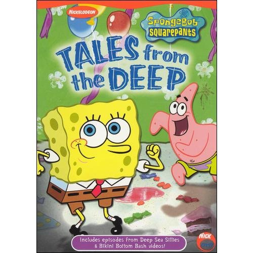 SpongeBob SquarePants: Tales From The Deep (Full Frame)